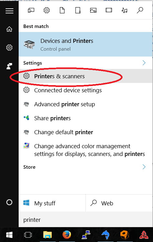 Printing Problems - ISoft Data Systems